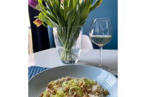 risotto gorgonzola